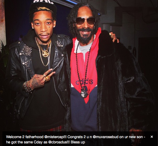 snoop wiz son