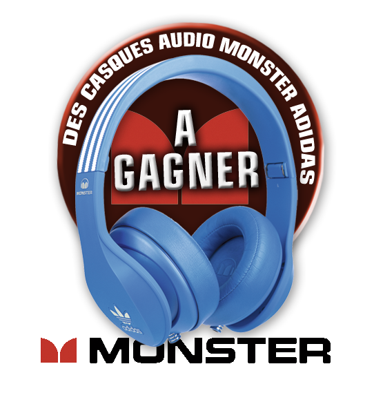 concours casque Monster