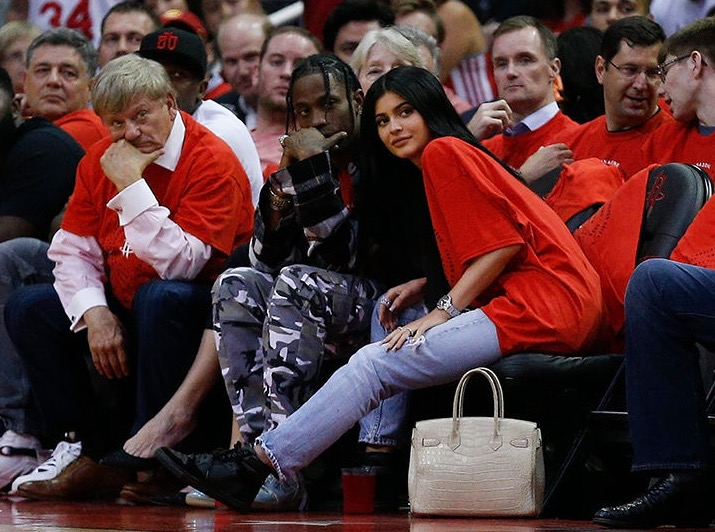 travis scott-kylie jenner 2