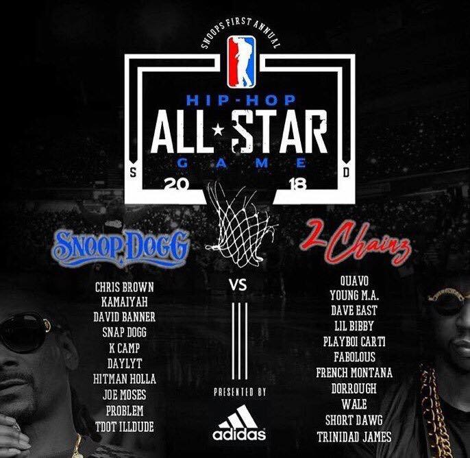 Hip Hop all star game