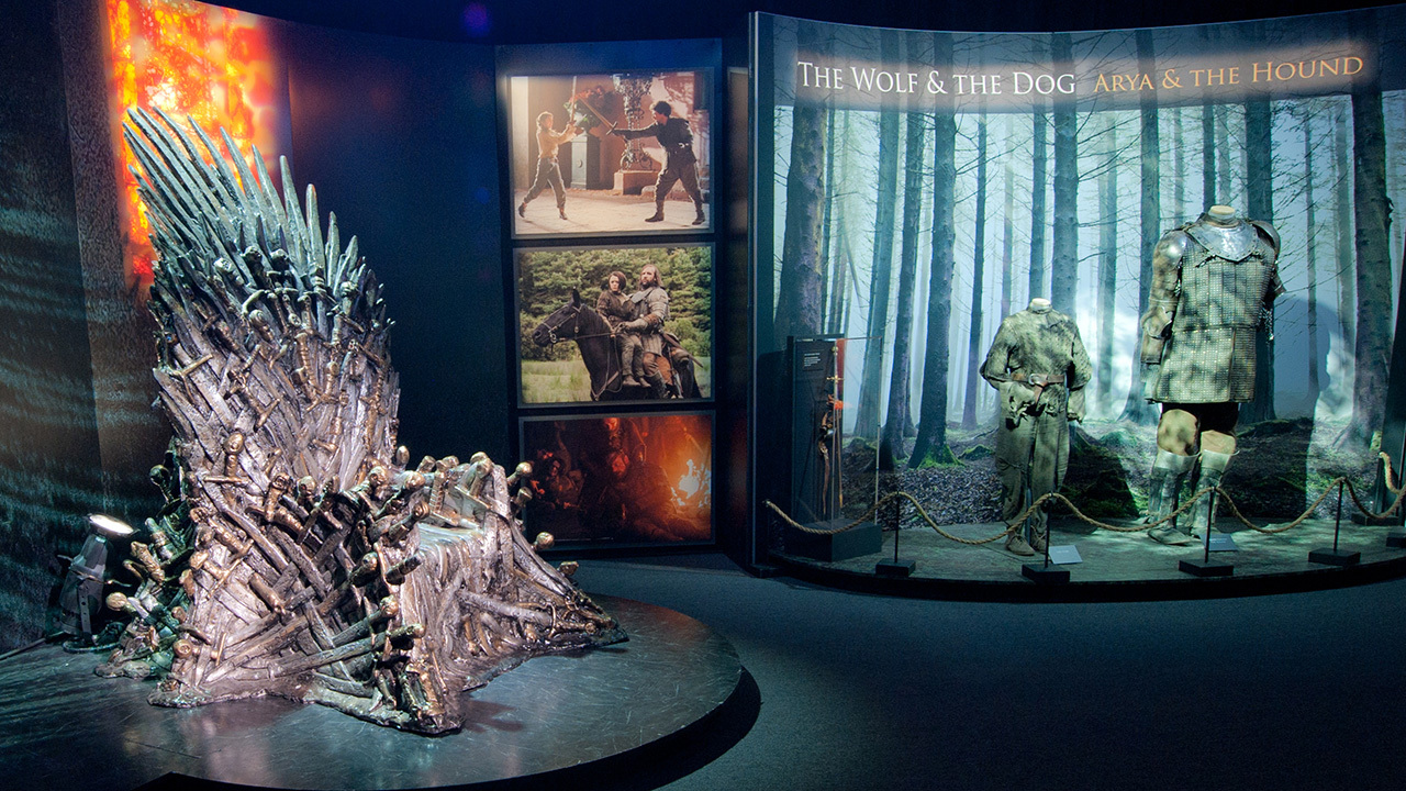 Des acteurs de Game of Thrones seront au Centr'Expo à Mouscron