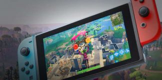 fortnite sur switch