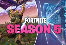 fortnite saison 5