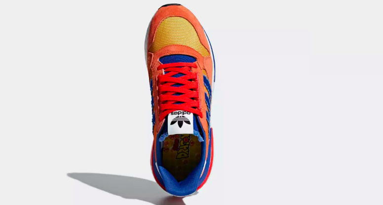 ADIDAS X DRAGON BALL Z Adidas x Dragon Ball Z : une date