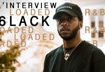 6lack interview