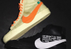 Off White x Nike Blazer