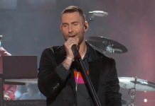 Adam Levine - Super Bowl
