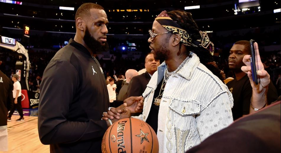 LeBron James - 2 Chainz