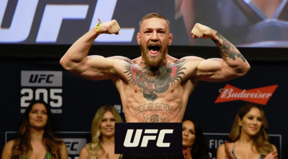 Etats-Unis: Arrestation de Conor McGregor en Floride
