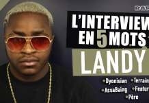 landy interview 5 mots