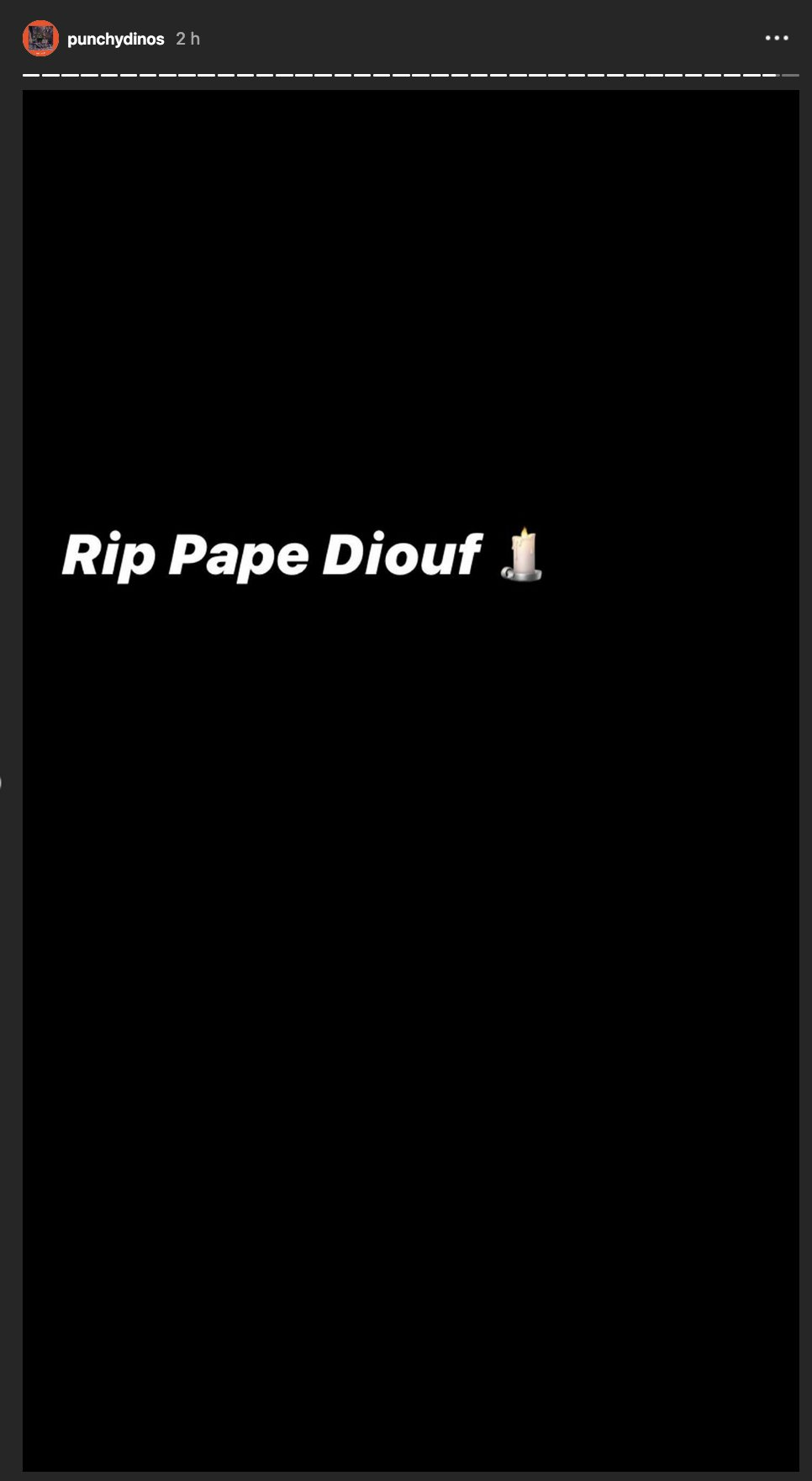 dnos-pope diouf rip
