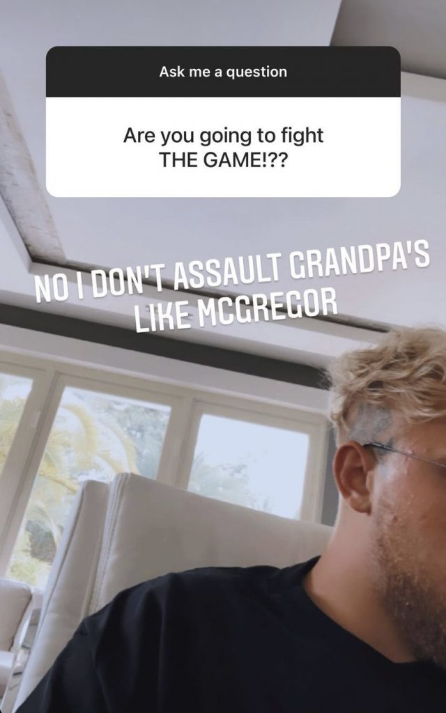 Jake Paul The Game