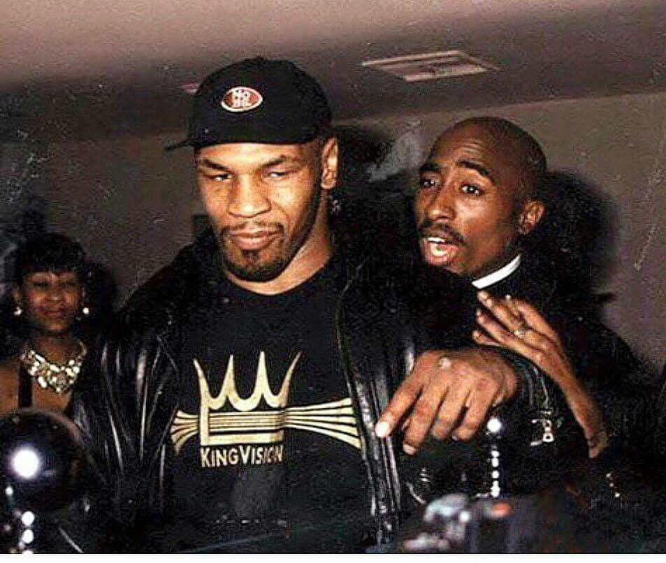 Mike Tyson 2Pac