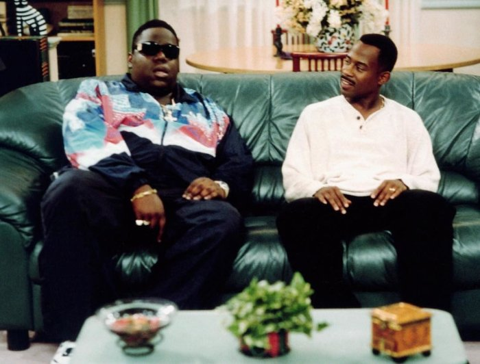 Notorious B.I.G / Martin Lawrence