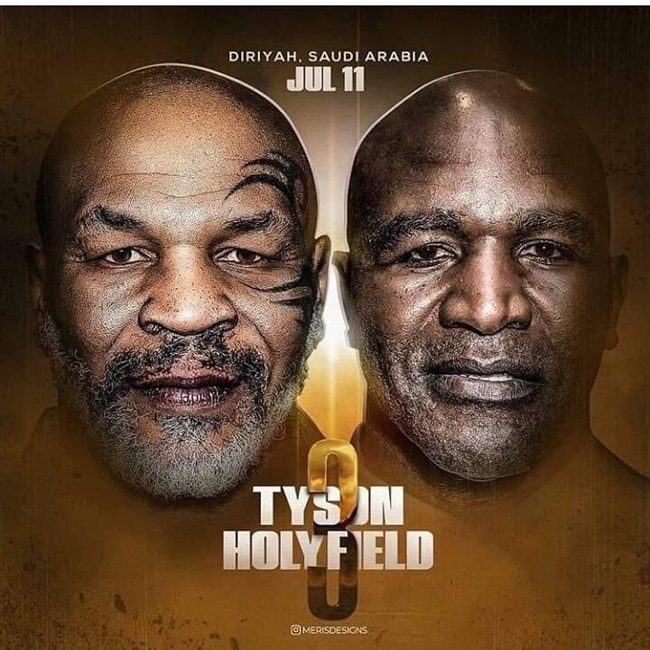 Mike Tyson Holifield