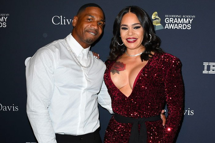 faith evans stevie j