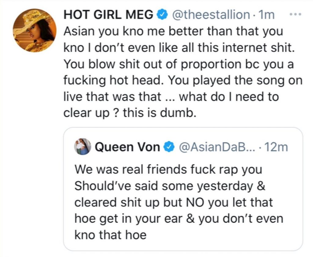 megan vs asian doll 2