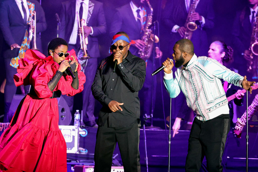 fugees nyc concert